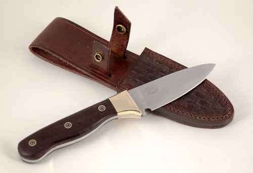 850 - Drop point knife