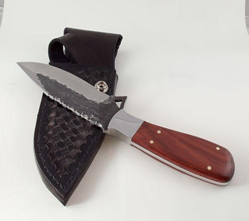 855 - Hammered Rio Grande Skinner
