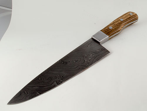 860 - Damascus Chef Knife