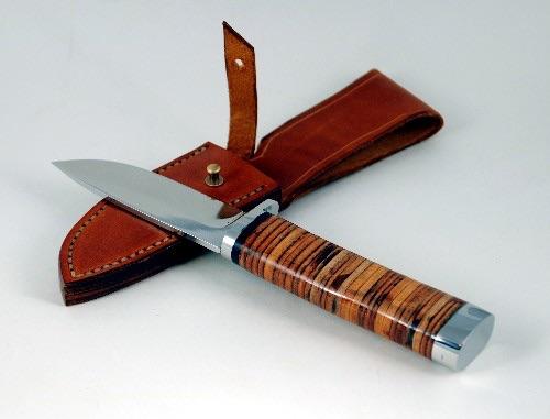 852 - Kabar style hunting knife