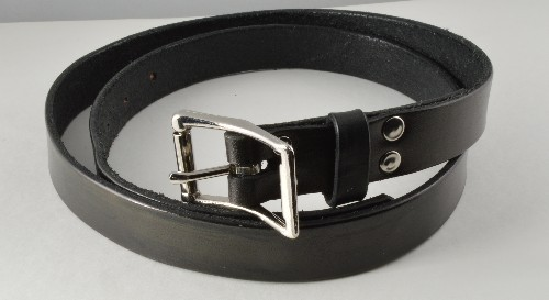 m100- Hand Made leather belt