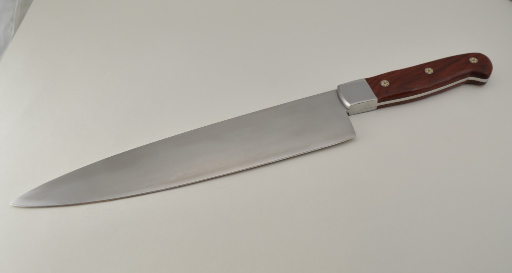 Custom Stainless Chef Knive