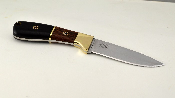 Custom Drop point knife