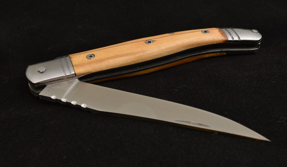 885 - Laguiole folding knife