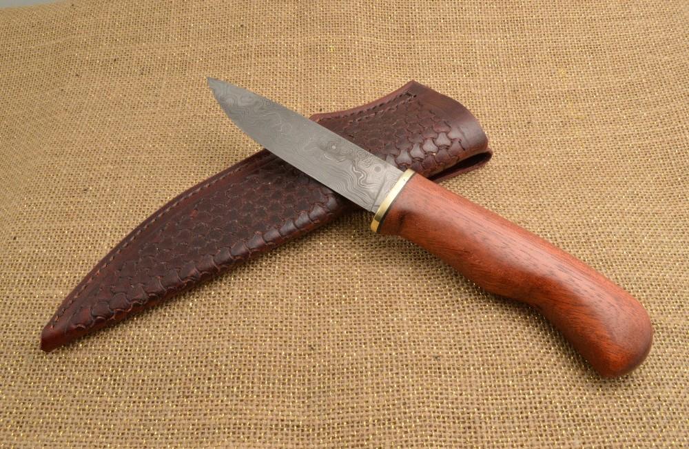 1042 - Damascus skinner